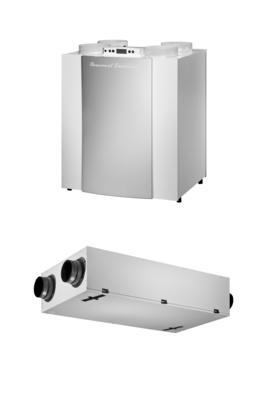 Unità Ventilanti VMC Brink e accessori