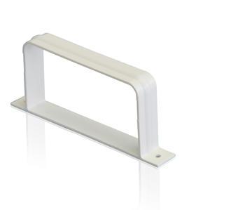 Vendita collare di fissaggio chiuso per tubo rettangolare for Progettista edile professionista