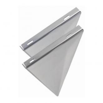 Vendita Coppie alette per fissaggio a parete della piastra e base