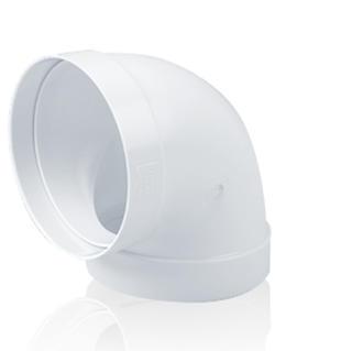 Vendita Curva verticale 90° per Tubo Tondo TUBPLA