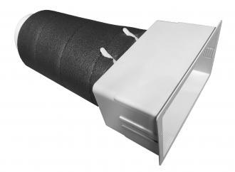 Vendita kit plenum per griglia esterna di aspirazione for Progettista edile professionista