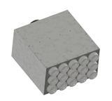 Vendita Box Large di distribuzione silenziato con attacco reversibile laterale/posteriore