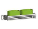 Vendita Griglia in PVC lineare senza cornice RAL 9010